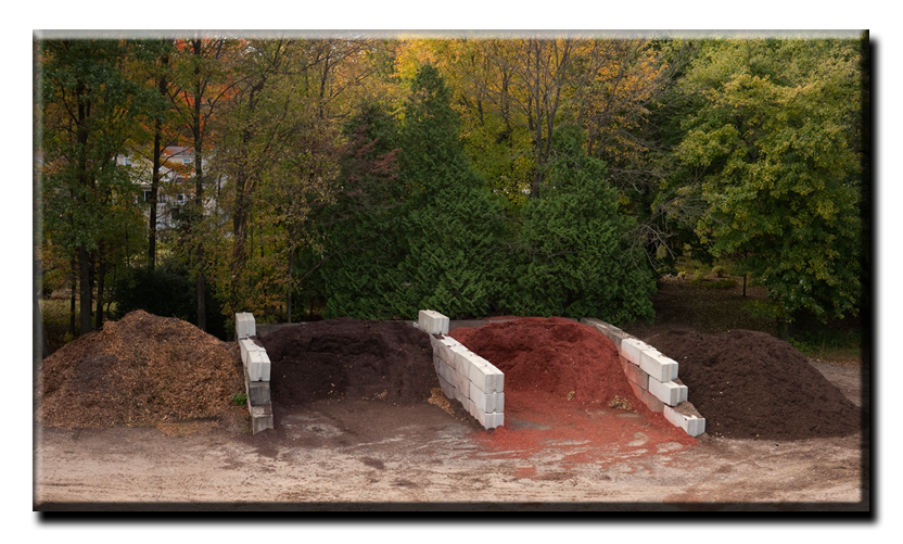 Backyard Sand Bunker :  Offering Topsoil, Mulch, Bunker Sand, Soil Mixes, and much more